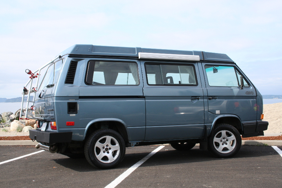 1989 Vanagon Syncro Westfalia looks brand new | Vanagon ...