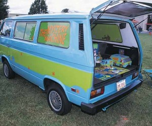 Scooby-Doo's Mystery Machine