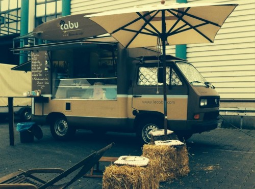 The Vanagon Mobile Cafe