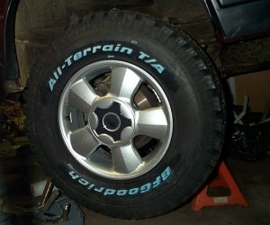 16-inch wheel's for the Vanagon