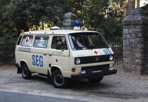Vanagon Ambulance