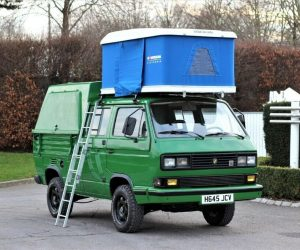 Syncro Doka with Upstairs Tent