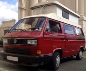 VW T25 Holdsworth Villa Celebrity