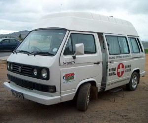 Vanagon Mobile Clinic
