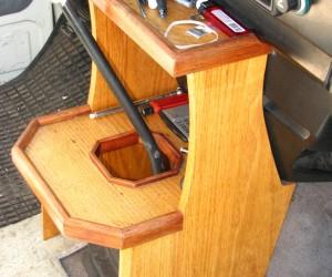 Oak console for Vanagon Dashboard