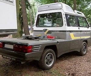 Vanagon 5th Wheel Camper