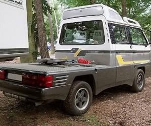 Vanagon 5th Wheel Camper