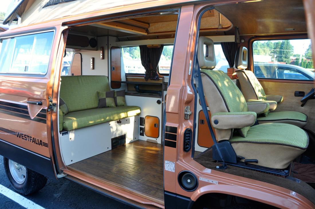 ad37de4d11 Beautiful custom designed Vanagon interior