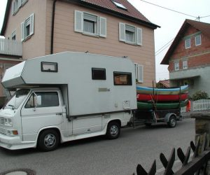 Single cab camper