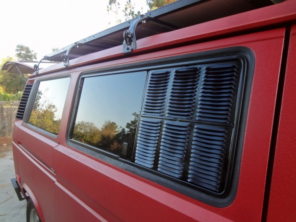 Vanagon Screens