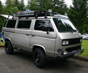 The ultimate adventure vehicle – VR6 Syncro conversion