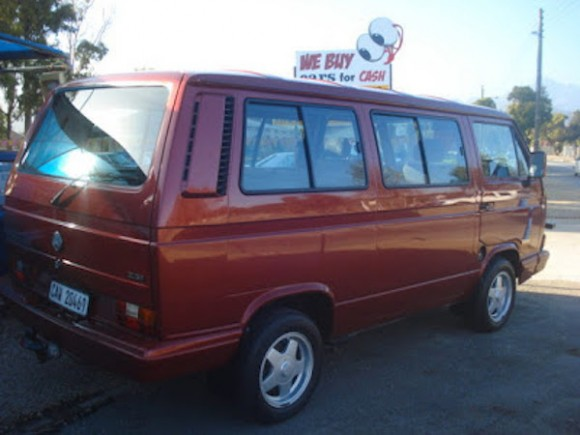 South Africa Vanagon-Caravelle 1
