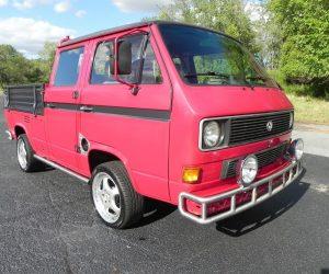 1989 Diesel T3 Doka