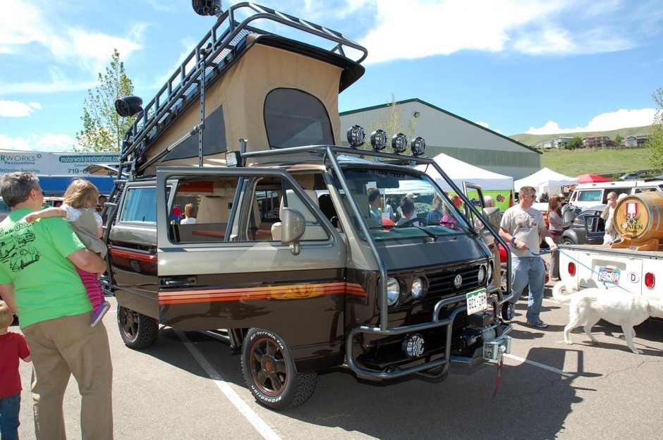 The Most Accessorized Vanagon Ever Vanagon Hacks Amp Mods