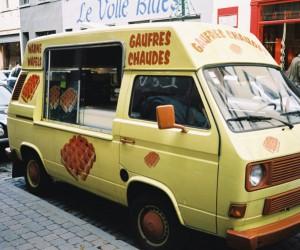 Waffle Vanagon