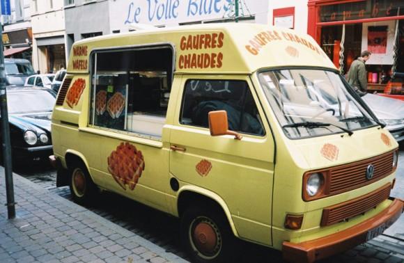 Waffle-Vanagon