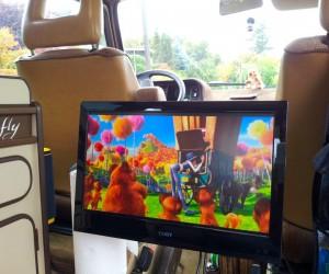 Westy TV mount idea