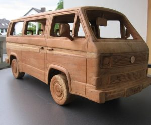 The Wooden Vanagon
