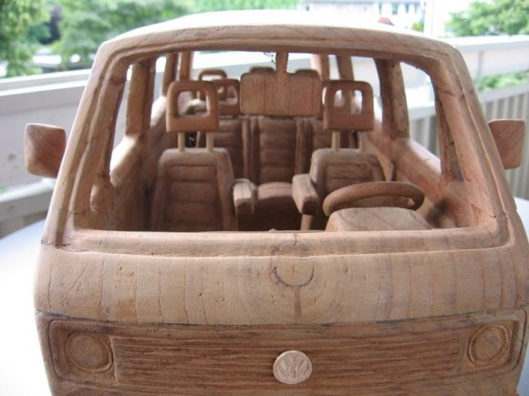 Wood Wedge2