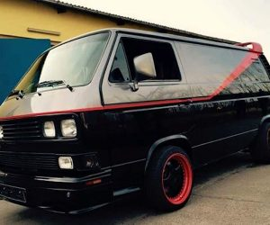 Another A-Team Vanagon
