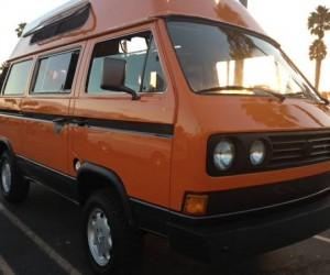 """1982 air cooled """"Adventurewagen"""""""