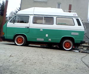 Vanagon Air ride