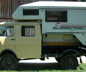 VW Adventure Camper