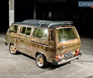 Antiqued T3 Caravelle