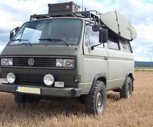 Syncro T3 Army Surfer