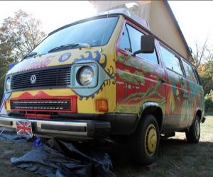 The Art Vanagon
