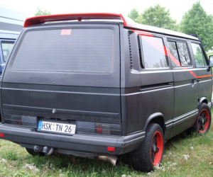 The A-Team Vanagon
