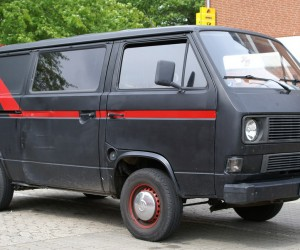Low budget A-Team Vanagon