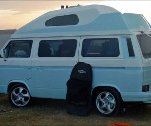 Gorgeous VW T25 Baby Blue Two Tone