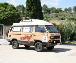 An serious expedition Syncro