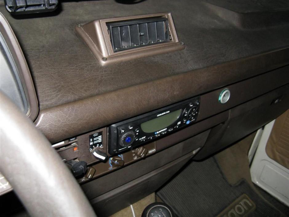 Dash Board Ac Vent In A Vanagon Vanagon Hacks Amp Mods
