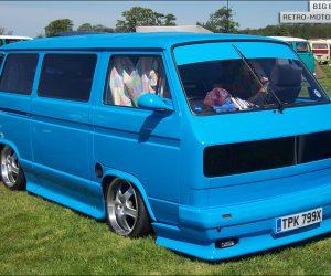 Futuristic Blue T3
