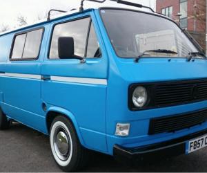 1989 Transporter Restored