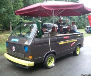 The Budget Vanagon Cabriolet