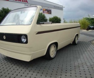 The Cabriolet Vanagon