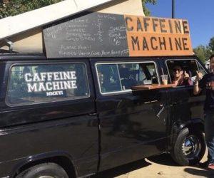 Caffeine Machine