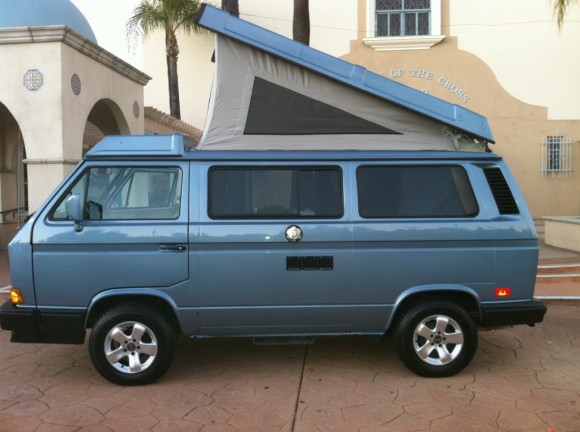 Vanagon wheel upgrade options