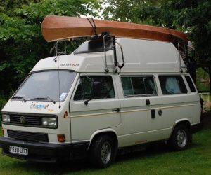 1989 VW Vanagon Westfalia California High Top