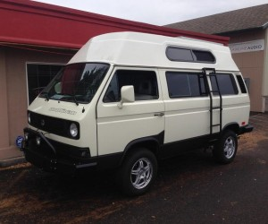 1990 Carat converted into a Vanagon beast