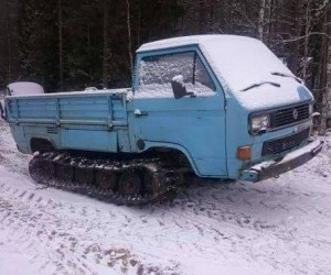 Caterpillar Vanagon?