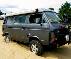 Charcoal Syncro looks brand new
