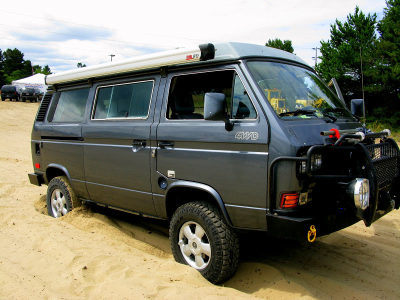 Charcoal Syncro Looks Brand New Vanagon Hacks Amp Mods