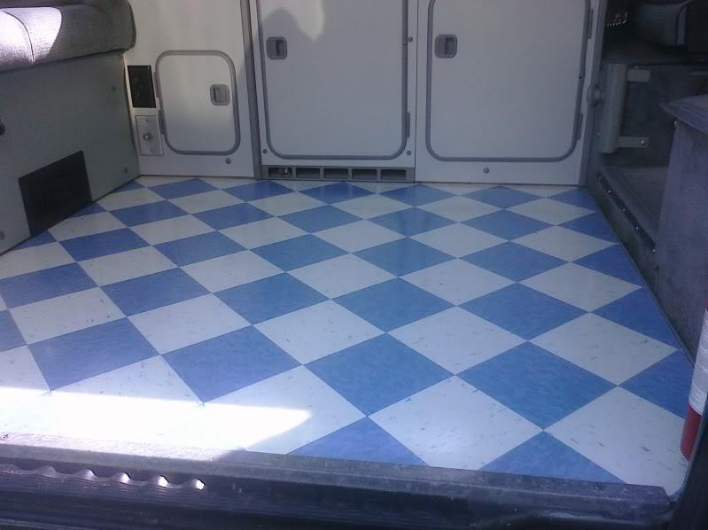 Flooring Vanagon Hacks Amp Mods Vanagonhacks Com