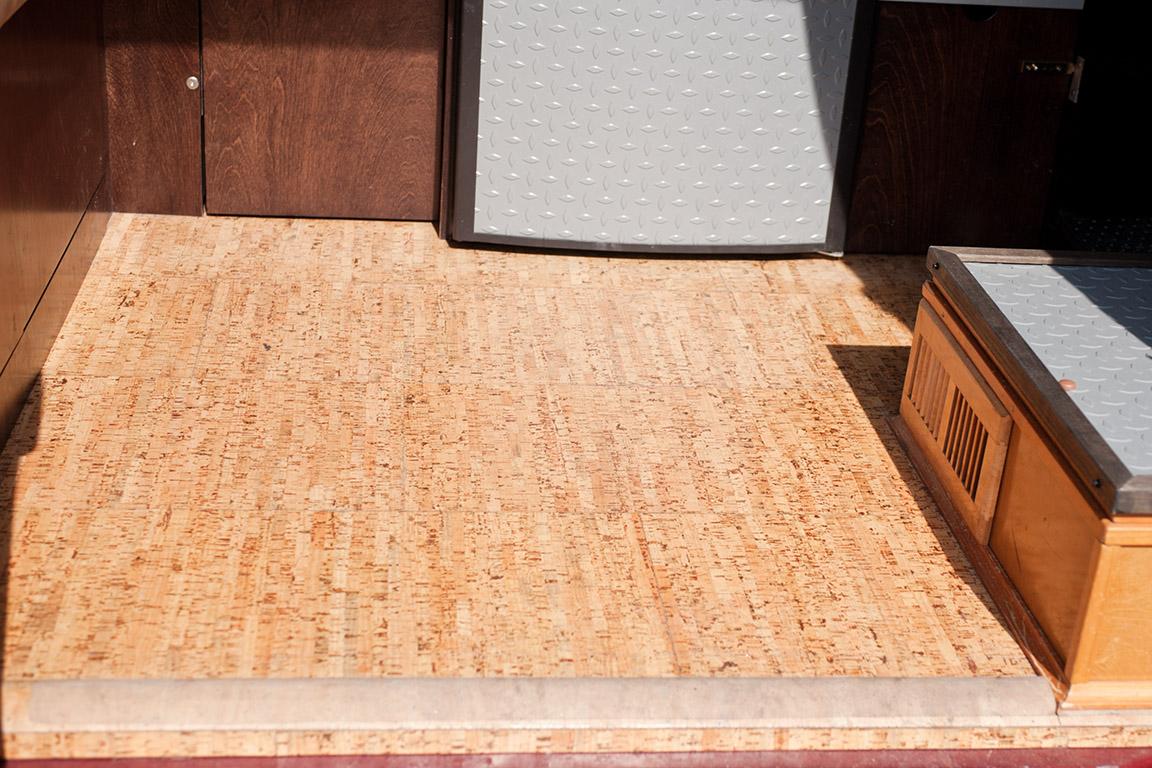 Vanagon Cork Flooring Vanagon Hacks Amp Mods
