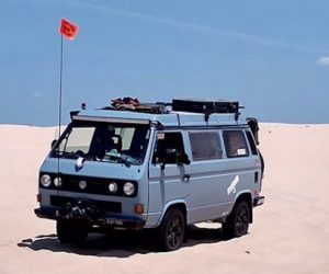 From $500 Craigslist van to Ultimate Expedition Syncro Vanagon