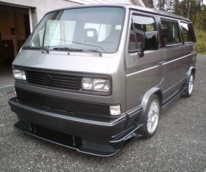 Custom Vanagon body kit